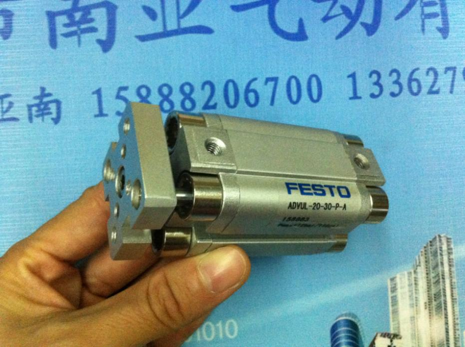 FESTO ADVUL-20-30-P-A  Thin cylinder air cylinder air tool pneumatic cylinder<br><br>Aliexpress