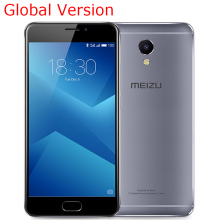 "Original Meizu M5 Note Global Version 2.5D Glass 4G LTE Cell Phone Helio P10 Octa Core 3GB RAM 16/32GB ROM 5.5"" FHD Fingerprint"