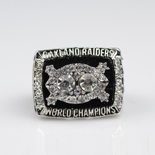 1980 Super Bowl Replica Oakland Raiders  Championship Ring 18k gold plated  bottom price champion rings