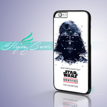 Coque Star Wars Darth Vader Fundas Phone Cases for iPhone X 8 8Plus 7 6 6S 7 Plus SE 5S 5C 5 4S 4 Case for iPod Touch 6 5 Cover.