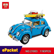 LEPIN 21003 Series City Car Classical Travel model Building Blocks Bricks Compatible Technic Educational Toy 10252 - Mr. Grass Store store