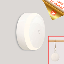 Original Xiaomi mijia LED corridor night light Infrared Remote Control human body Motion sensor For xiaomi Mi home night Lamp(China)