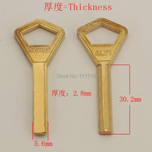 YP506 House Empty Key blanks Locksmith Supplies Home Blank keys