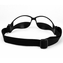 New product black basketball training waterproof eye protecter PVC goggles without box