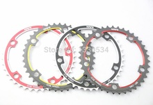 Driveline 7075 aluminum CNC 39T tooth disc / 130BCD crankset chainrings / dental plate / gear wheel(China)