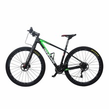 "OG-EVKIN 29er Super Light Carbon Cycling Complete MTB Bicycle Mountain Bike 30 Speed BICICLETA Oil Brake Size 16""/17.5""/19""/21""(China)"