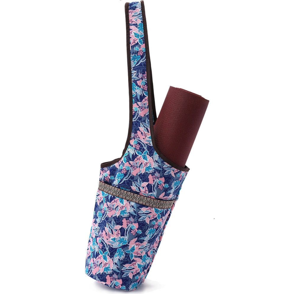 New Style Canvas Sport bag For Fitness Bag Big Capacity Yoga Bag Yoga Mat  Backpack Yoga Mat Case Fitness Carriers  742501b95b575