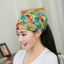 2016 New Beanies Spring&Autumn Solid Color  Hat Scarf Maple Style 3 Way To Wear Multifunctional Beanies For Women