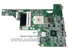 608340-001 for HP G62 Laptop Motherboard intel HM55 ATI Video DDR3 100% Tested free shipping