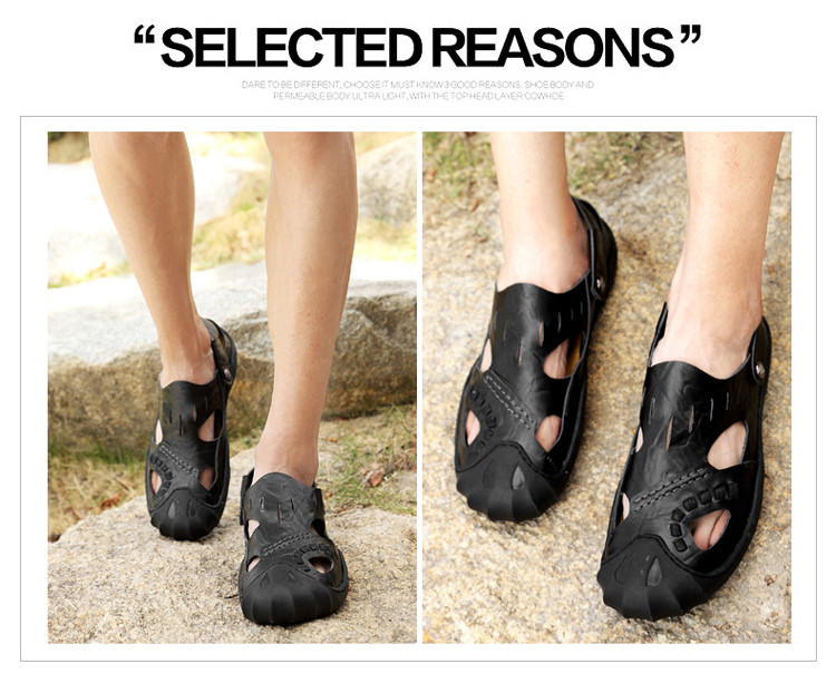 beach shoes men