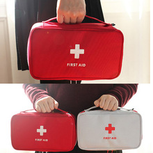 Portable First Aid Emergency Medical Kit Survival Bag Medicine Storage Bag For Travel Outdoor Sports Camping Home Medical Tools(China)