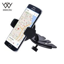 Buy XMXCZKJ New Car Holder Qi Wireless Charger Phone Charging Stand CD Slot Mount Holder Samsung S7 Iphone X Charger Holder for $17.98 in AliExpress store