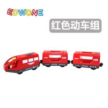 3PCS/sSet Thomas Electric Train Toy Motorized Thomas & Friends Mini Electric Train Electronic Toy For Kids Children Xmas Gifts