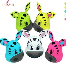 ITSYH Mini Animal Bluetooth Speaker Portable Cartoon Outdoor Music Player Lounder speaker Support Self Timer Handfre LF01-076