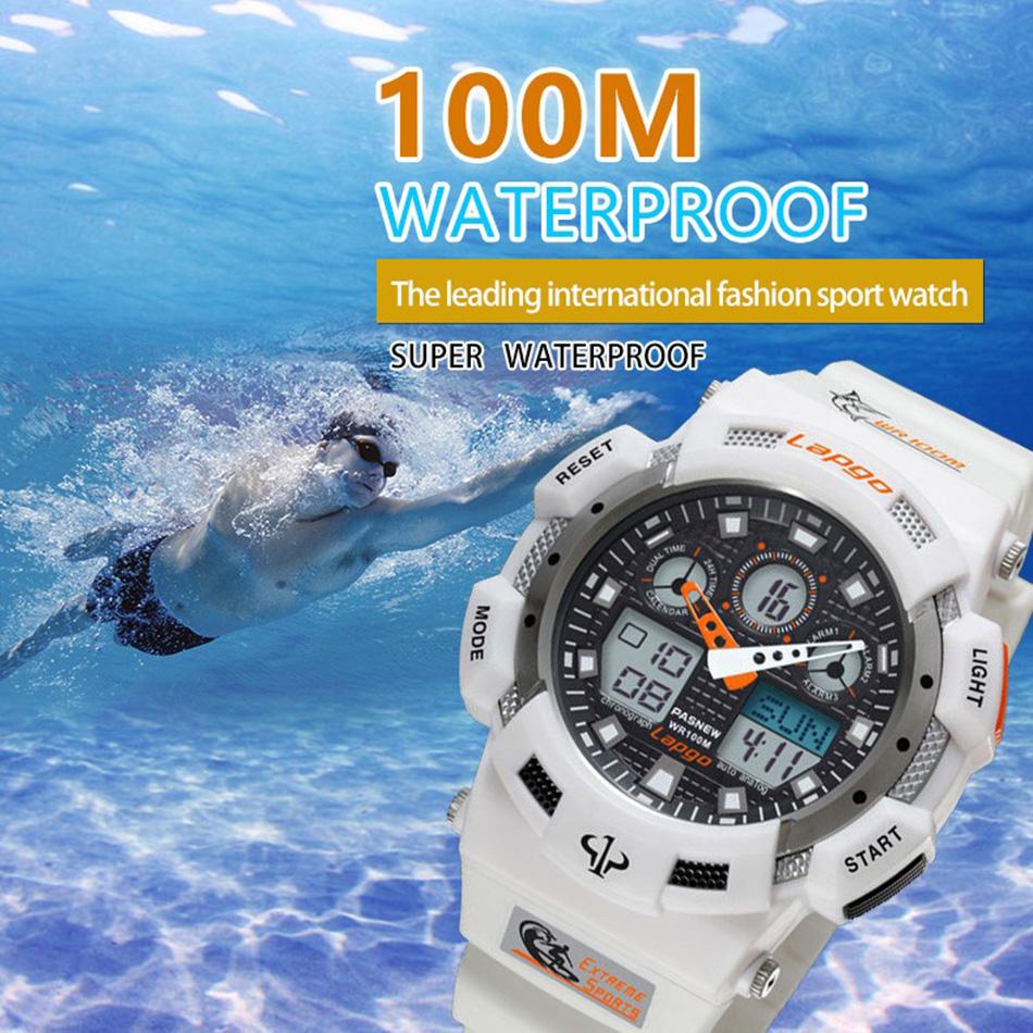 Free Shipping 100M Waterproof Men Sports Watches PASNEW Digital Swimming Dive Military Wristwatch Big Relogio Masculino Hodinky (1)