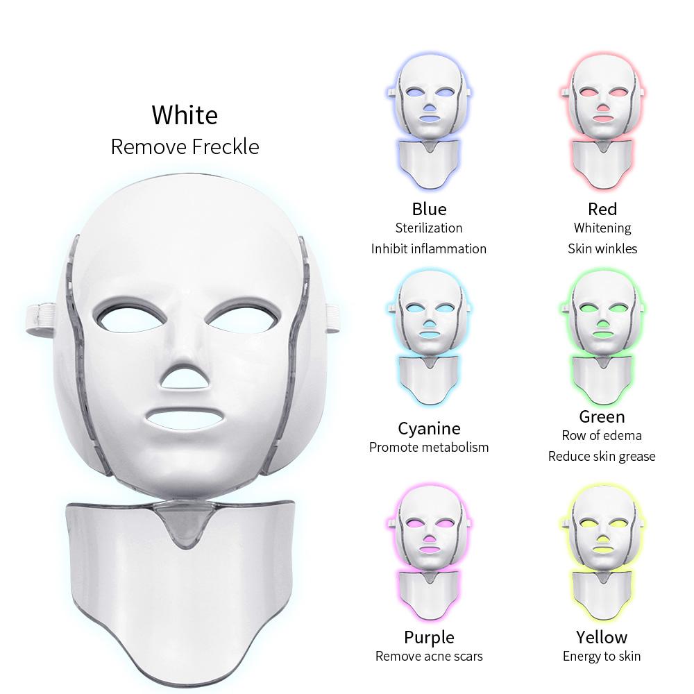Masque luminothérapie mieux que anti-acné neutrogena® visibly clear® | OkO-OkO