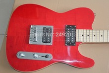Free shipping Top quality New manufacturers supply TELECASTER guitar  062 electric guitar wine red  @1