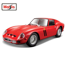 Maisto Bburago 1:24 250 GTO Diecast Model Car Toy New In Box Free Shipping
