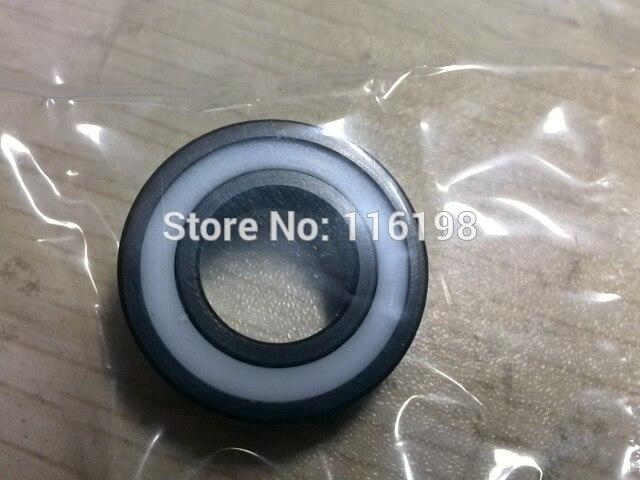 high quanltiy 6002-2RS full SI3N4 P5 ABEC5 ceramic deep groove ball bearing 15x32x9mm 6002 2RS<br>
