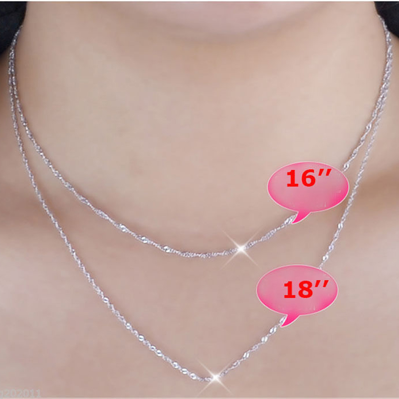 Simple Silver Plated Snake Chain Necklace Sexy Twisted Bar Box Chains Pendants Necklaces For Women Charms Party Jewelry