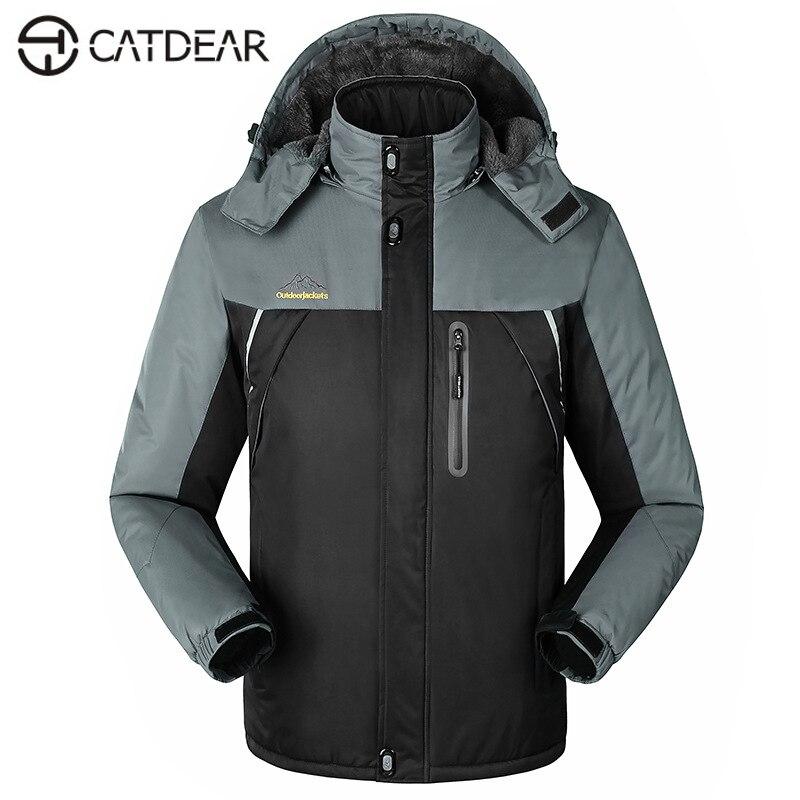 Large size S-9XL Men Waterproof windproof Outdoor Camping sport men coat single piece men Camping Hiking fleece jacket <br>