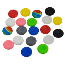 20 x Silicone Analog Controller Thumb Stick Grips Cap Cover for Sony Play Station PS 4 3 2 PS4 PS3 PS2 Xbox Game Accessories