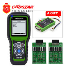 OBDSTAR X100 PROS C+D+E Auto Key Programmer FOR EEprom Adapter+IMMO pin codereader +Odometer Adjustment Replace X-100 Pro(China)