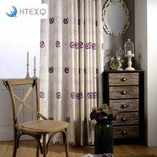 Decoration curtains for living room floral print curtains Window Panel drapes insulated blackout curtains ENDIESS pattern