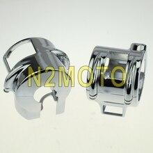 Left Right Handlebar Chrome Switch Housing Cover for Honda VT 600 VT 750 Spirit VTX 1300_220x220 popular handlebar chrome switch buy cheap handlebar chrome switch  at mifinder.co