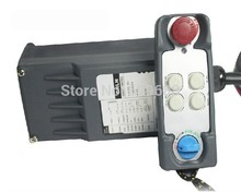 Hoist Switch Industrial Remote control with Emergency 1Transmitter+1Receiver