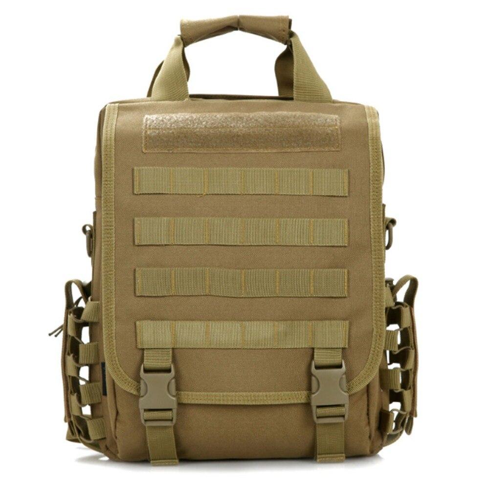 2017 Men Nylon Shoulders Backpack Military Hike Trekking Bag Rucksack student bag mochila Backpacks<br>