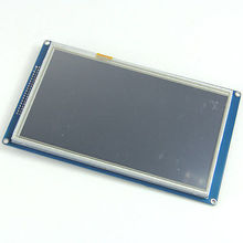 "7"" TFT LCD SSD1963 Module Display + Touch Panel Screen + PCB Adapter Build-in"