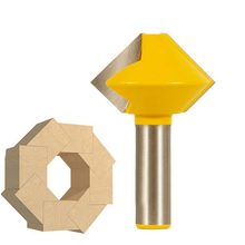 1/2 Inch Shank Bird Mouth Glue Joint Router Bit Woodworking Milling Cutter Hand Tools