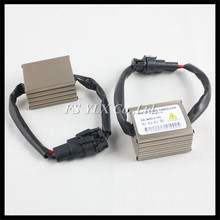 HID Decoder Xenon HID Warning Canceller Capacitor Error Free Load Resistor Canbus Wiring Harness 10pcs/lot