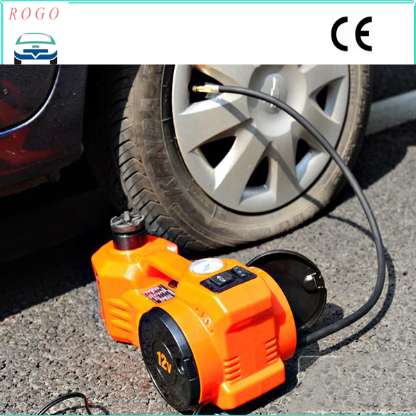 poratble Hydraulic Jack Type and Car Jack Use tire change automatically(China)
