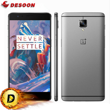 "New Original Oneplus 3 one plus Three Mobile Phone 6GB RAM 64GB ROM Snapdragon 820 Quad Core 5.5"" HD Android 6.0 LTE Fingerprint"