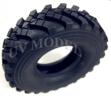 "1pcs SCX10  2.2"" 1/10 Crawler 40mm ID Tyres for Wraith cc01/F350, RC4WD AXIAL Free Shipping"