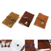 Handmade Pirate Series Card Holder 20 Bank Card Bags Packs Package Vintage PU Leather ID Credit Cards Case P5