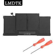 "LMDTK New laptop Battery for Apple MacBook Air 13"" A1466 2012 year A1369 2011 production Replace A1405 battery(China)"