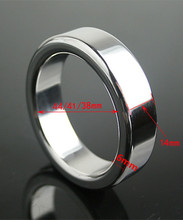 Buy Stainless Steel Metal Male Cock Penis Rings Bondage Slave Adult Games,Fetish Erotic Sex Products Toys Men - QW02