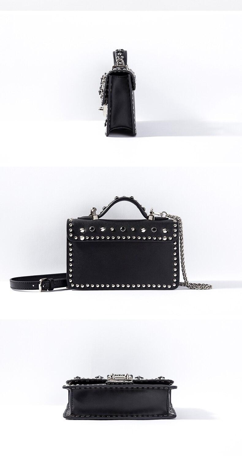 Fashion Women Messenger Bag New Brand Genuine Leather Female Shoulder Bag Luxury Diamond Woman Handbags Strap Bags White (11)