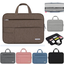 11 12 13 14 15.4 15.6 Man Felt Notebook Laptop Sleeve Bag Pouch Case For Acer Dell HP Asus Lenovo Macbook Pro Reitina Air Xiaomi(China)