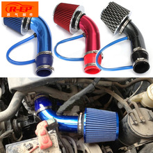 Car Engine Intake Pipe Air Filter Mushroom Head Productivity Air Filter 76Mm Inlet Air Filter 160mm High Flow High Cold Air Cone