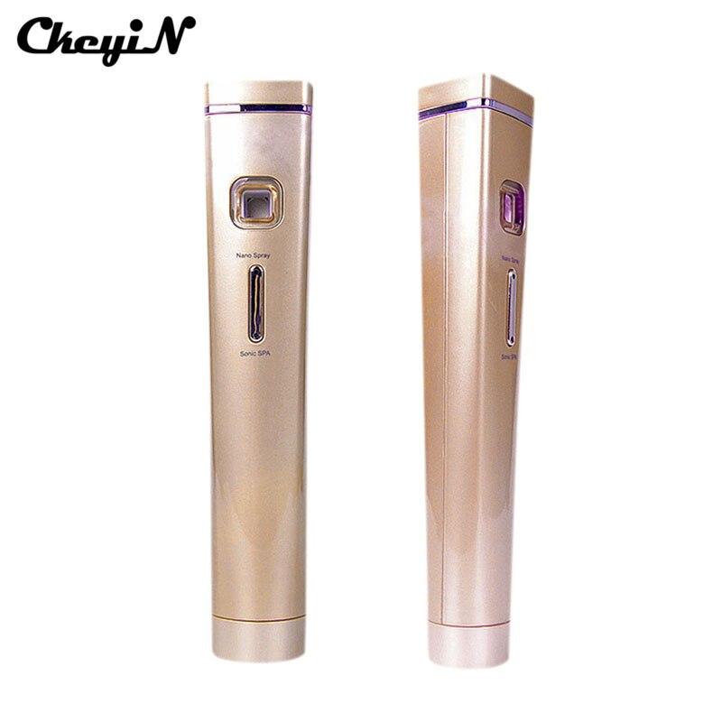 CkeyiN Mist Sprayer Facial Body Nebulizer Steamer Face Skin Care Nano Moisturizing Spray Vaporizador Ultrasonic Beauty Massager<br><br>Aliexpress