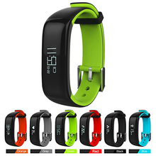 Smart Watch Fitness tracker mobile phone intelligent Alarm clock intelligent watch for sport man woman for IOS and Android(China)