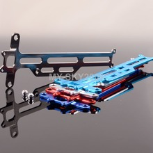 1pcs Aluminum Radio Tray 736056 For RC Model FS toys 1/18 Electric Bigfoot Truck FStoys Racing