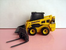 1:25 Komatsu SK1020 Skid Steer Loader toy(China)