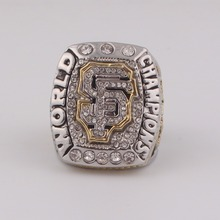 US Size 7 to 14 San Francisco Giant 2014 Champion Ring Replies Men's Sports Series Manufacturers Quick Shipping