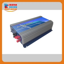 DECEN@ 3 Phase Input45-90V 1500W Wind Grid Tie Pure Sine Wave Inverter For 3 Phase 48V 1000Wind Turbine No Need Extra Controller