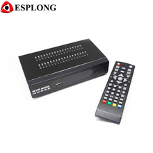 Mexico USA Canada Universal HD TV Set-Top Box For Home Use Support ATSC Digital TV Tuner Receiver HDMI 1080P TV Media Player